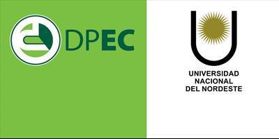 La DPEC firmó Convenio de cooperación con la Facultad de Ciencias Exactas, Naturales y Agrimensura de la UNNE