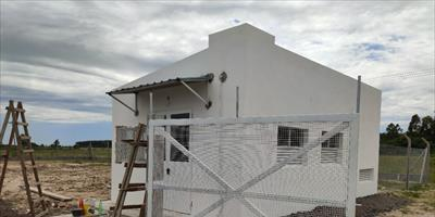La DPEC avanza en Goya con la construcción de la ET 132 kV Stella Maris