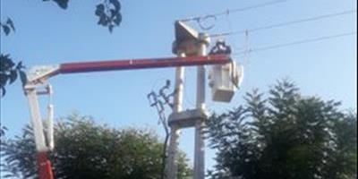 La DPEC realiza constantes trabajos de mantenimiento en el sistema eléctrico provincial