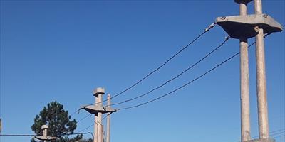 La DPEC avanza a pasos firmes con la construcción de la ET 33/13,2 kV Playadito en Colonia Liebig