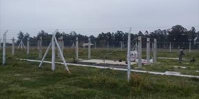 La DPEC continúa en Goya con la construcción de la ET 132 kV Stella Maris