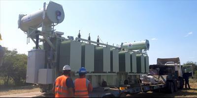 La DPEC repotencia la Estación Transformadora Sauce con un Transformador de 5 MVA