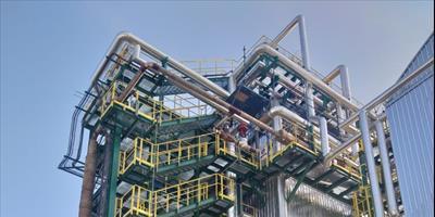 La Planta de Biomasa de Genergiabio realiza ensayos finales para su conexión definitiva a la red de la DPEC