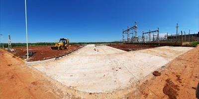 El Gobierno Provincial avanza en Virasoro con las obras de la Estación Transformadora