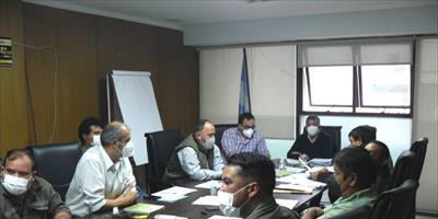 La DPEC realiza reunión para optimizar la gestión y el servicio en la Zona Metropolitana